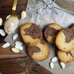 Peanutbutter Marmor Cookies