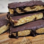 Peanut-Butter Protein Bars