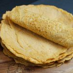 Linsen- Tortillas