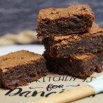 Saftige Blackbean Brownies